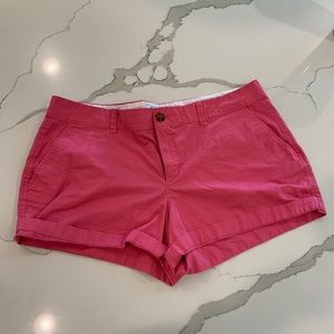 Old Navy Hot Pink Shorts size 14